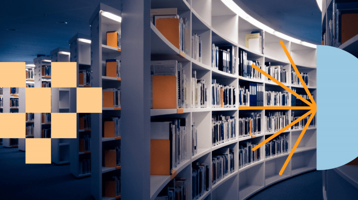 Studying user flows and information technology at a research library